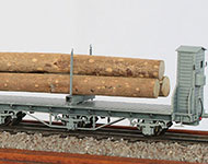 Couple of Flatcars - Bilico car