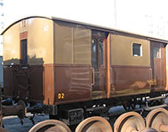 Baggage Car D2