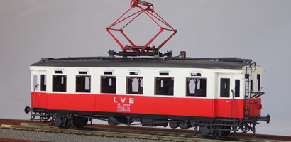 LVE Railcar BET 24 103 Stern & Hafferl